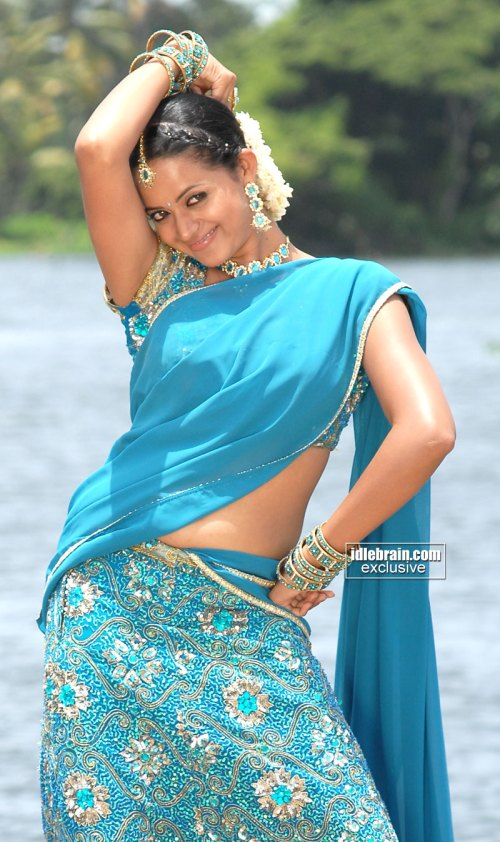 Images of bhavana saree navel spacehero bhavana hot navel show in half saree tamil south thecheapjerseys Images