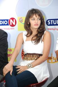 Telugu Actress Sneha Ullal New Hot Stills Photogallery cleavage