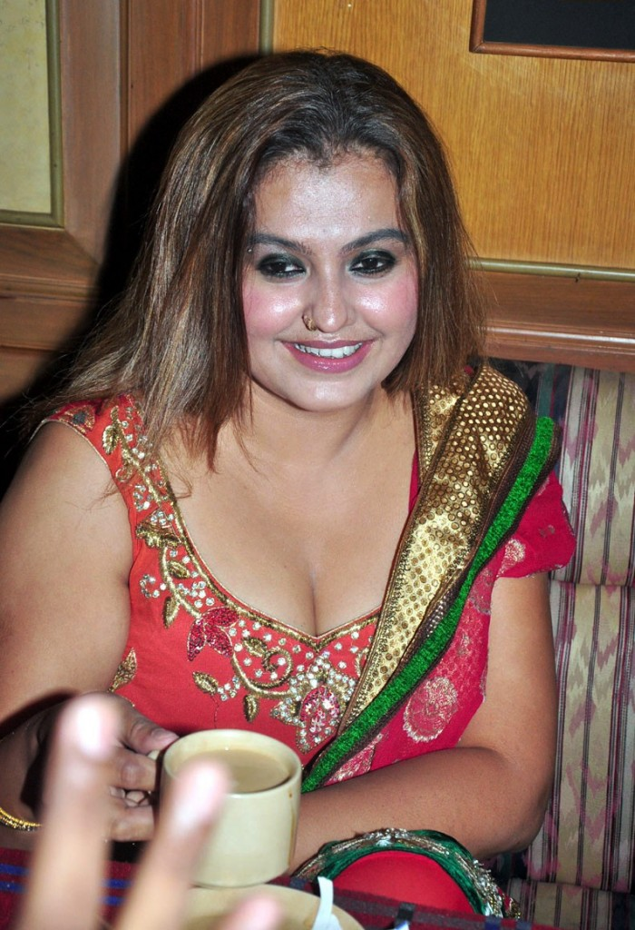 Hot south indian actress cleavage-8861