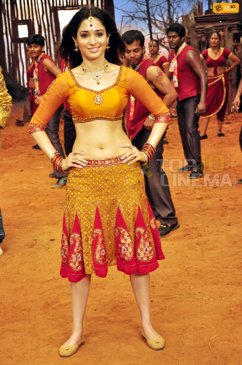 Tamanna Hot And Sexy Navel Show Photo Gallery Stills  -2413