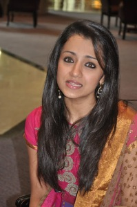 trisha ... cute stills